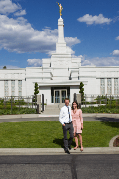 Spokane LDS Temple