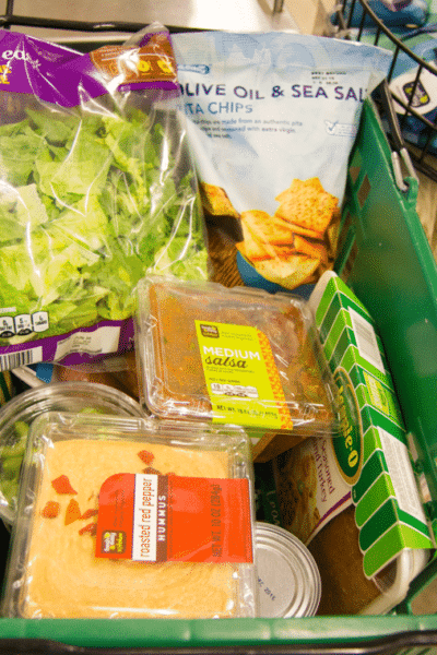 I Believe in Family Dinner- a Fresh & Easy Meal Idea