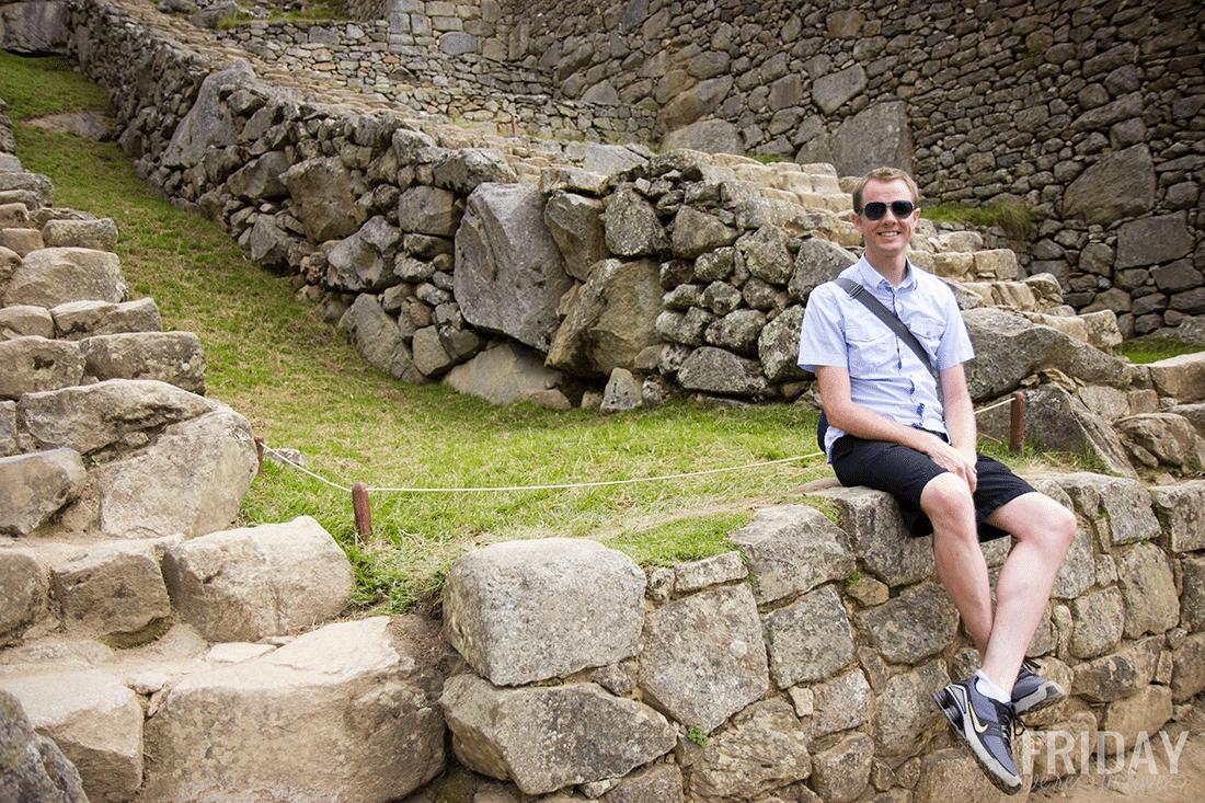 Incan Walls- Machu Picchu