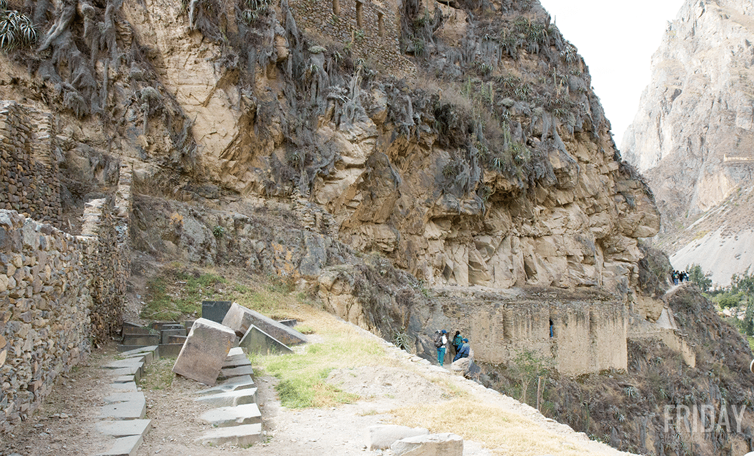 Travel tips in Ollantaytambo Peru