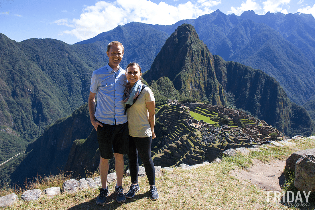 7 Wonders of the World: Machu Picchu