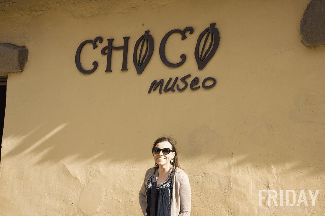 Choco Museu Peru