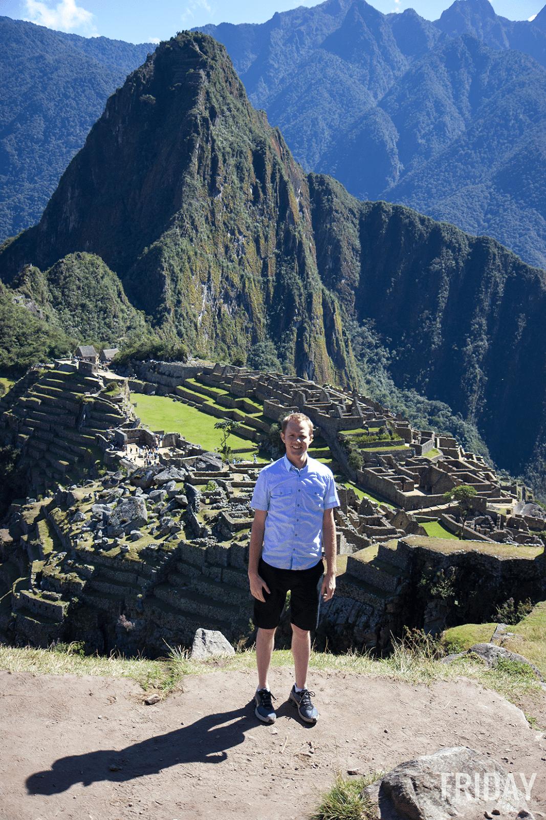 Machu Picchu Full View