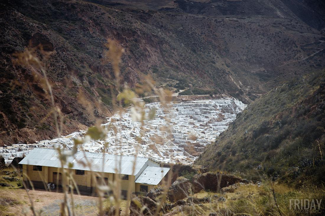 Maras Sacred Valley Salt Pond