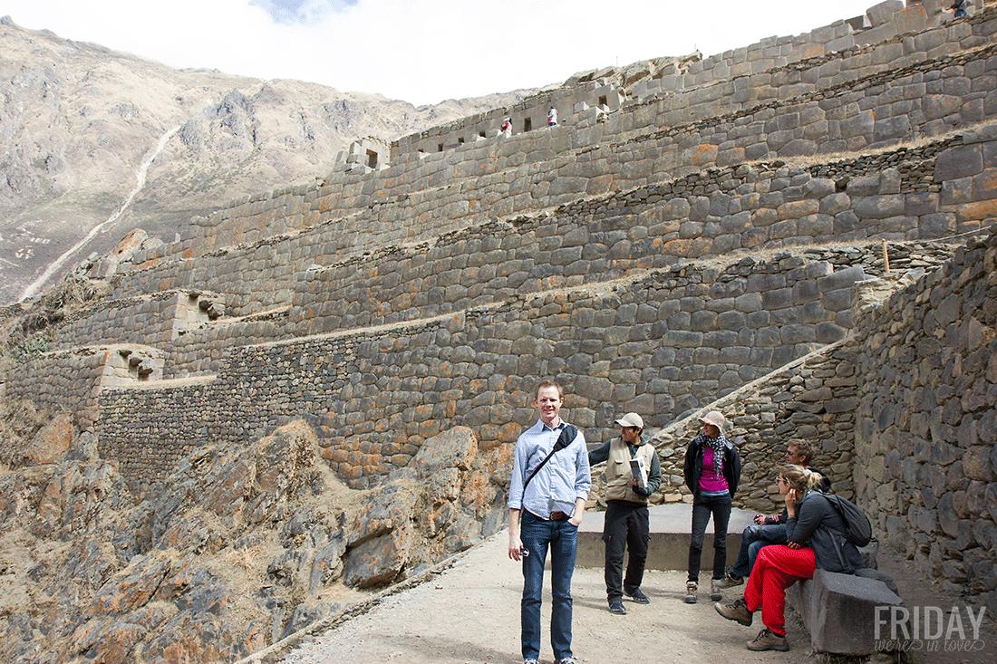 Ollantaytambo Incan City