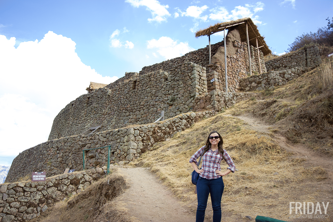 Ruins in the Sacred Valley- Pisac