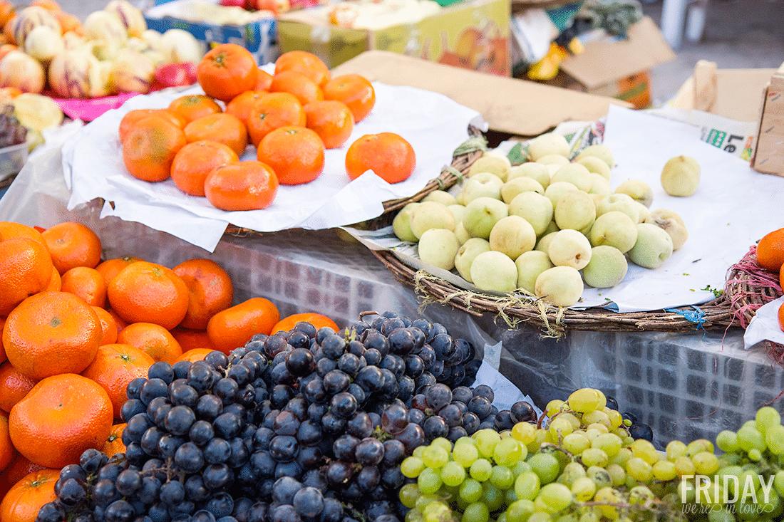 Pisac Market Peru Fruit