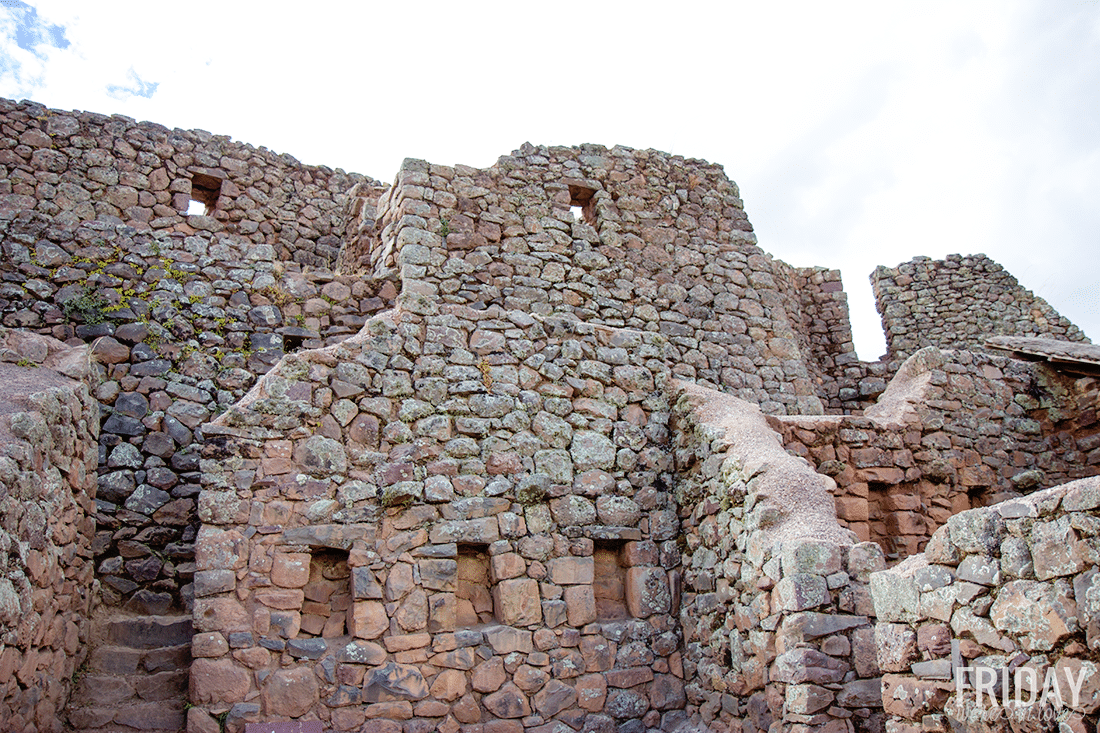 Peru- The Pisac Ruins