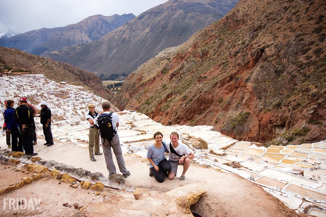 Salt Ponds Tour- Peru