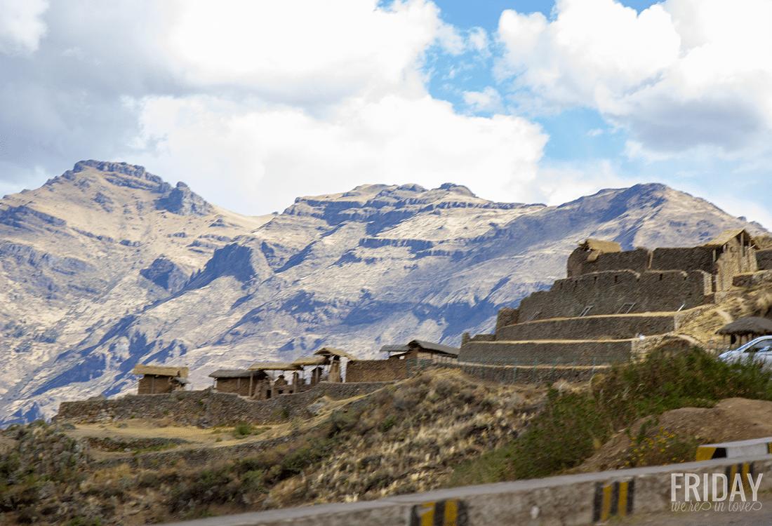 Pisac villages