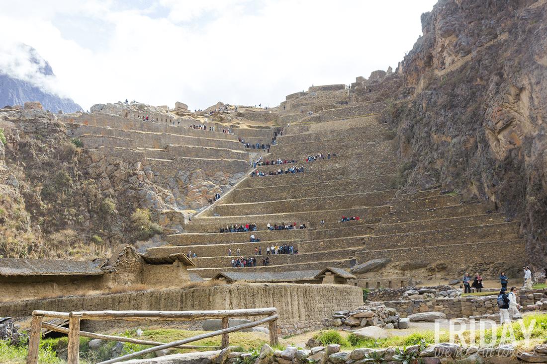 Ollantaytambo Peru- Visiting Incan Ruins