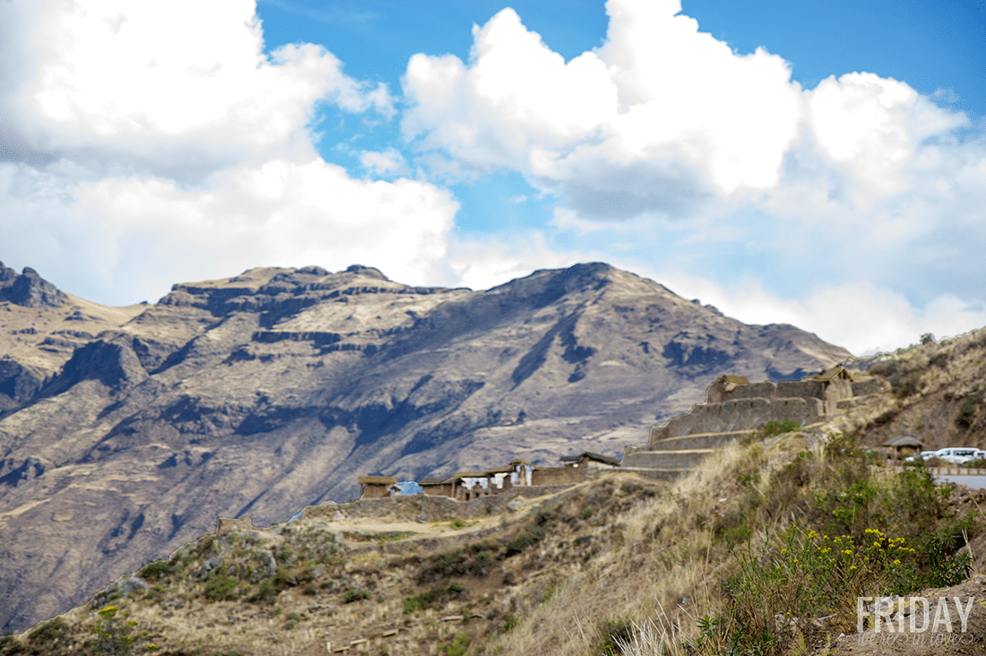Pisac mountains