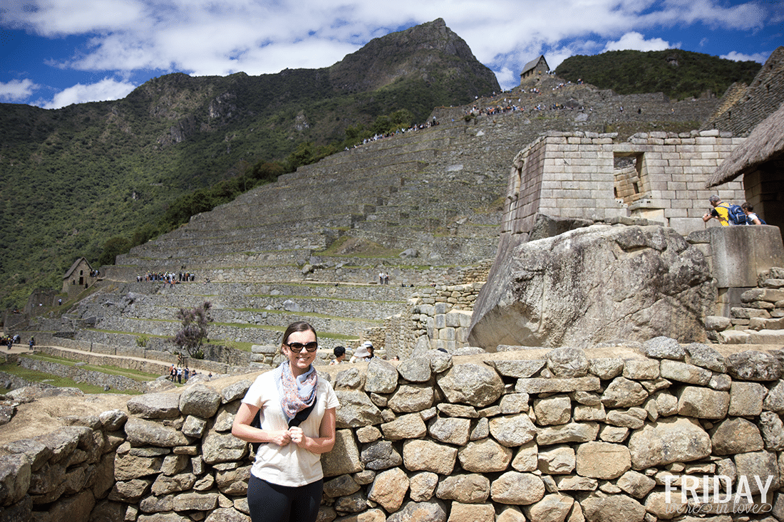 Machu Picchu Agriculture