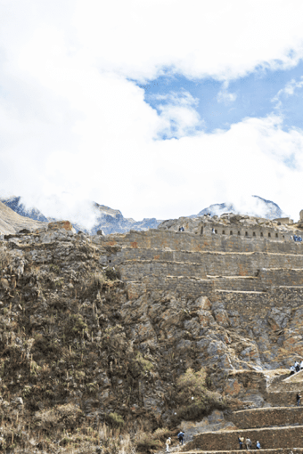 7 Days in Peru- Day 1: The Sacred Valley, Ollantaytambo