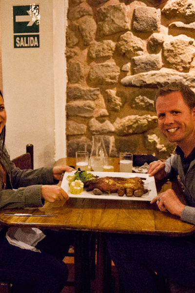 7 Days in Peru: Day 5:Cusco- Trying Guinea Pig (Cuy) and Living to Tell About It!