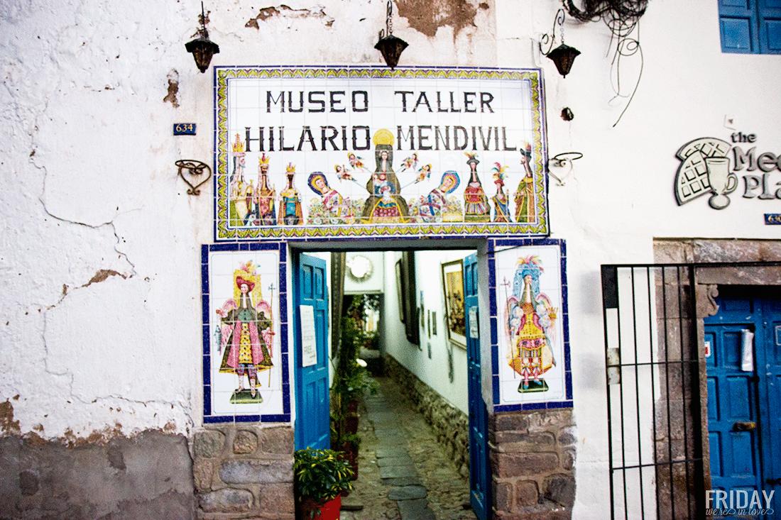 Cusco Peru Museum