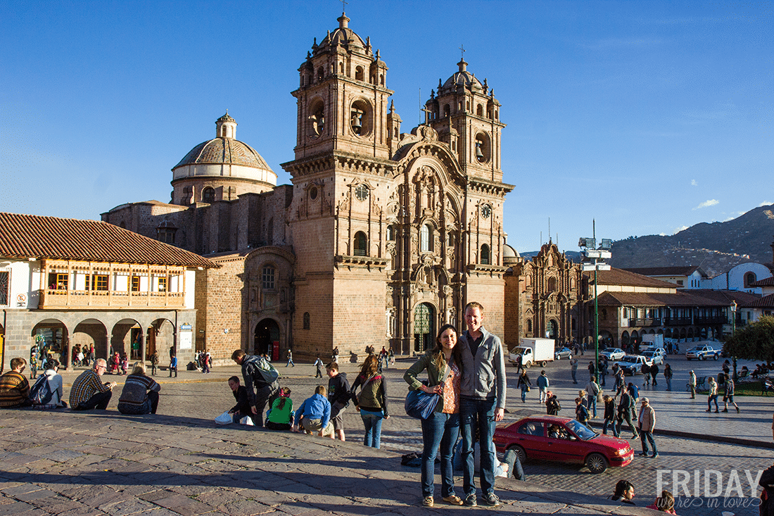 Cathedral Cusco Peru