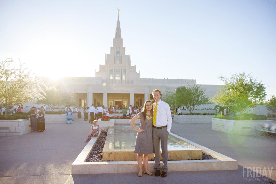 Phoenix Arizona Temple Open House