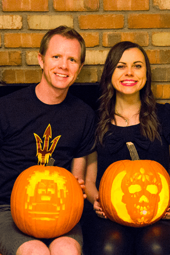 Halloween 2014- Pumpkin Carving