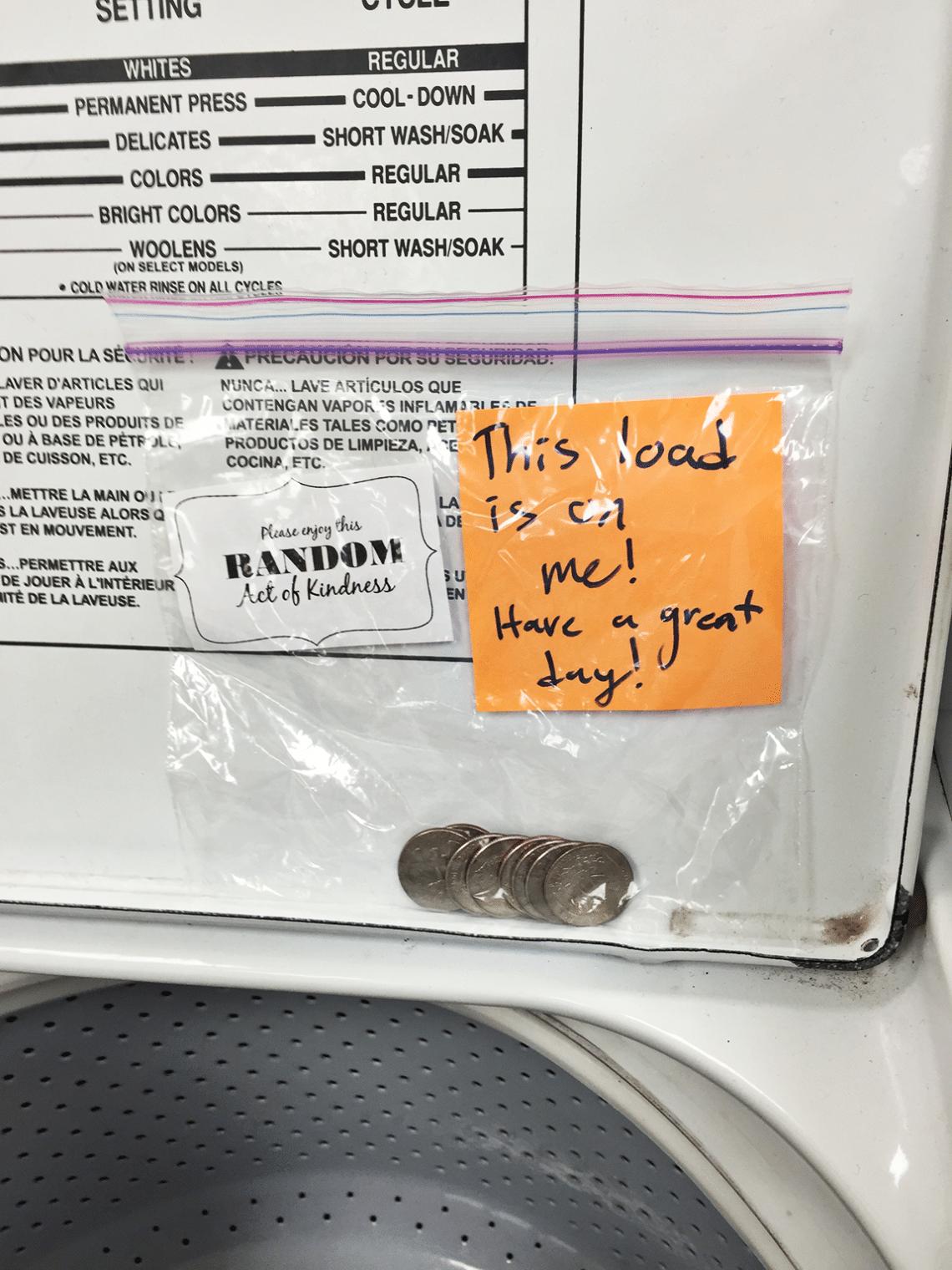 Random Acts of Kindness Date Night Ideas