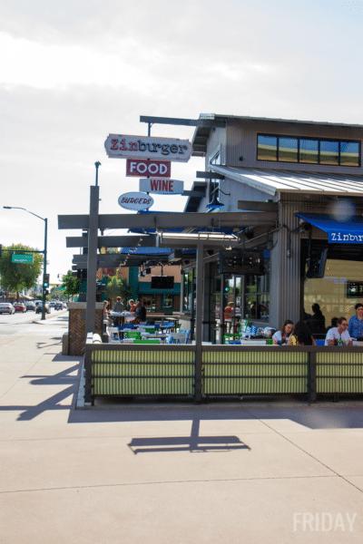 Zinburger Opens in Downtown Gilbert