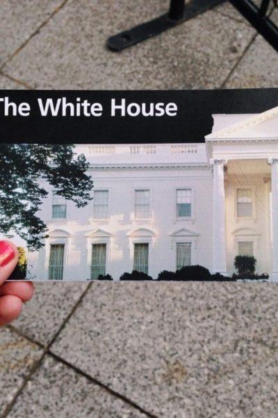 Washington D.C.: The Whitehouse Tour