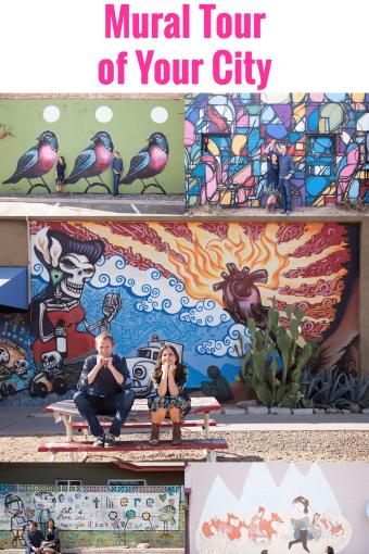 Phoenix Mural Tour
