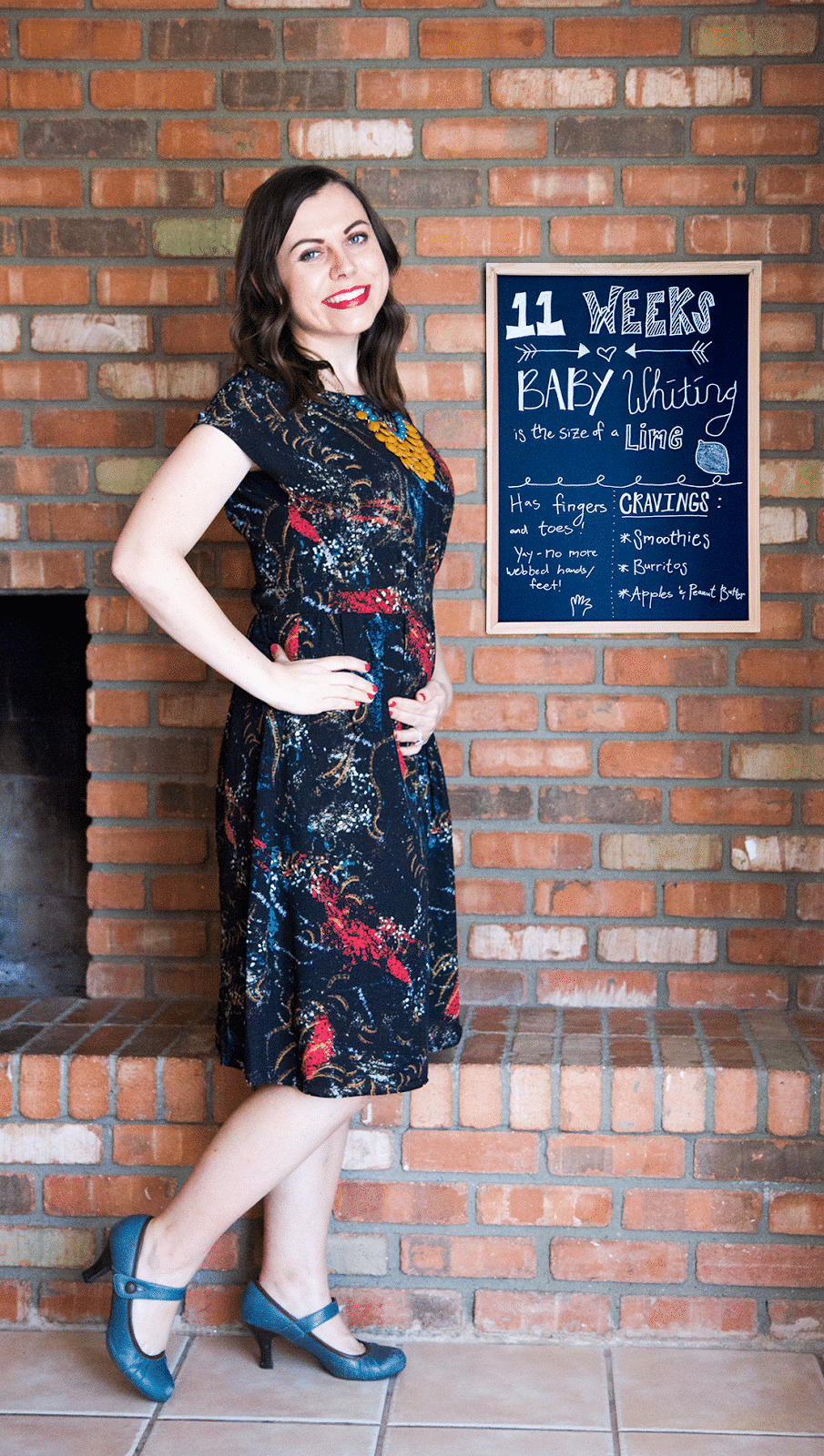 Pregnancy Update: 11 Weeks Pregnant