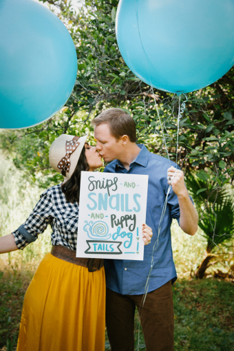 Gender Reveal! It's a…..