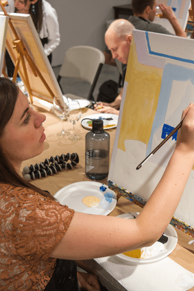 BYOB Painting Class: Matisse's Room at the Beau-Rivage