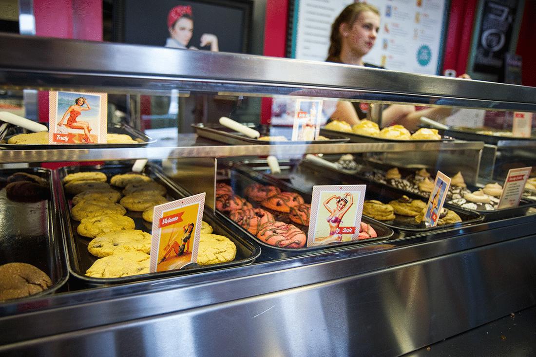 Best Salt Lake City Cookies: Ruby Snap