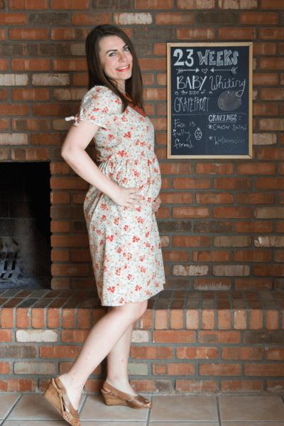 Pregnancy Update: 23 Weeks