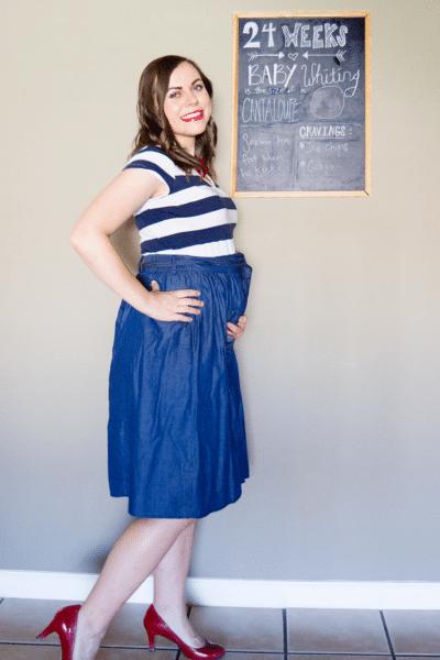 Pregnancy Update: 24 Weeks