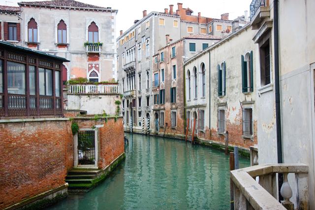 Venice, Italy view