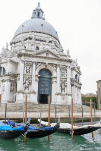 Gondolas of Venice