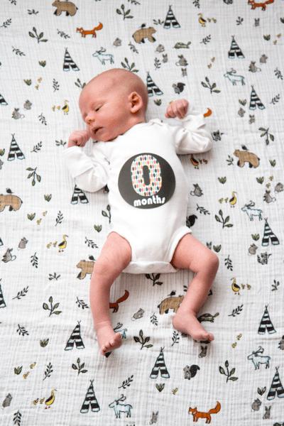Newborn Mack- 0 Months