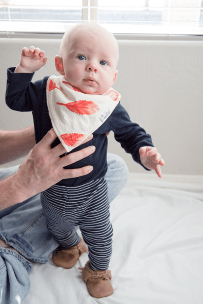 The Cutest Baby Bibs + A Giveaway!