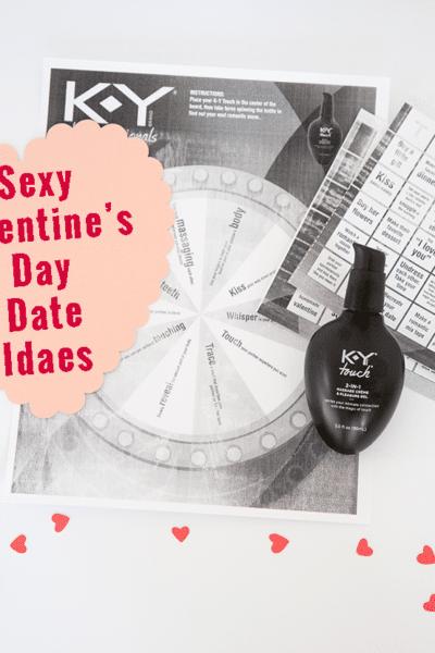Sexy Valentine's Date Ideas