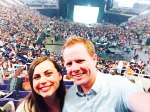 Attending concerts while pregnant