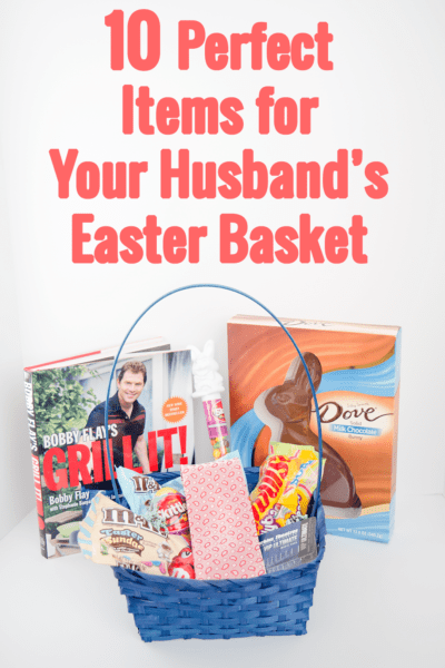 10 Perfect Items For Your Husband's Easter Basket
