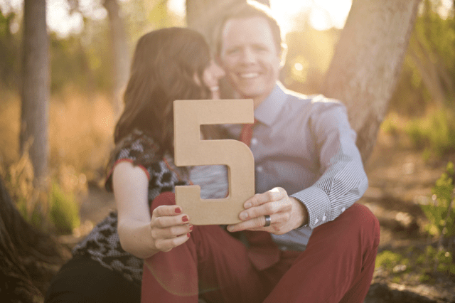 Friday We're in Love: Anniversary Photoshoot