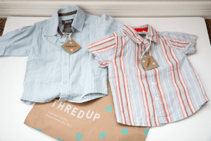 ThredUp Order- Baby clothes