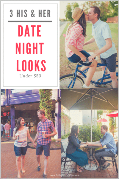 3 summer his and hers date night looks with Kohl's