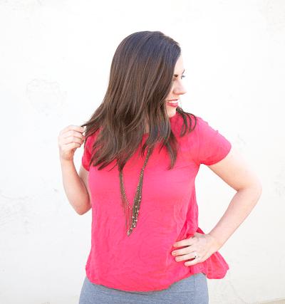 My Postpartum Hair Fix