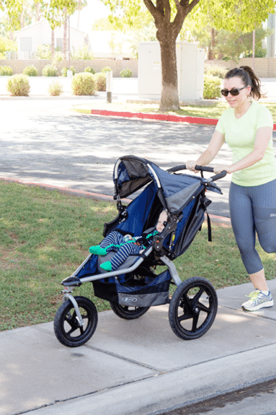 Running Postpartum