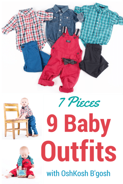 Toddler Capsule Wardrobe
