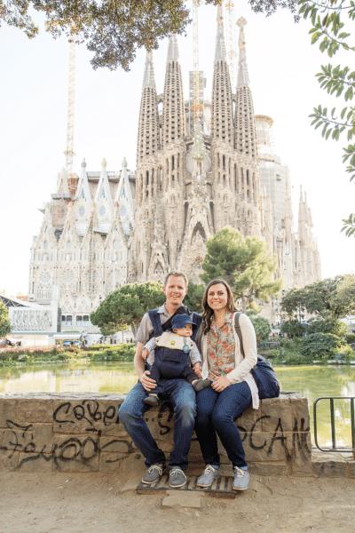 10 Tips for visiting La Sagrada Familia in Barcelona Spain