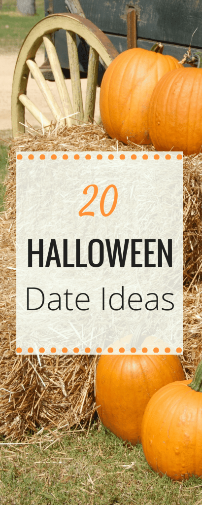Halloween plans for couples: 20 Halloween Date Night Ideas