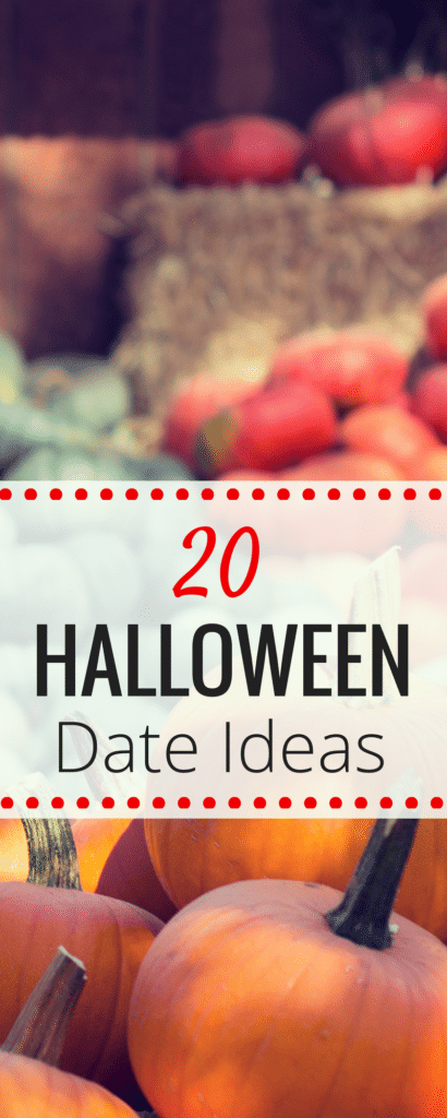 20 Halloween Date Ideas