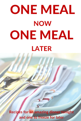 One Meal Now One Meal Later